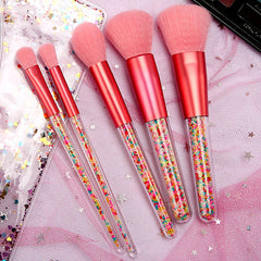 Shop Candy Makeup Brush Set at Boogzel Apparel Free Shipping