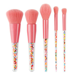 Candy Makeup Brush Set at Boogzel Apparel