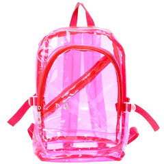 Clear Acid Backpack at Boogzel Apparel