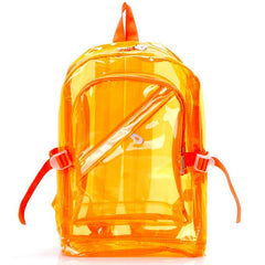 Shop Clear Acid Backpack at Boogzel Apparel
