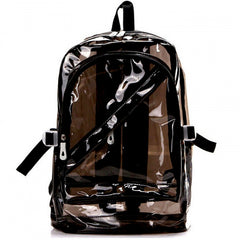 Buy Shop Clear Acid Backpack at Boogzel Apparel Free Shipping