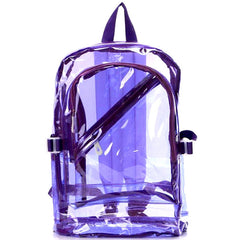 Buy Shop Clear Acid Backpack at Boogzel Apparel Fast Free Shipping