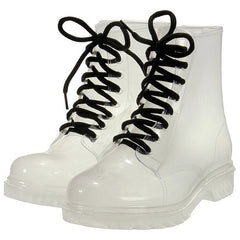 clear rain boots boogzel apparel