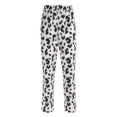 Cow Print Pants at Boogzel Apparel