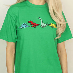 Dinosaur Family T-Shirt