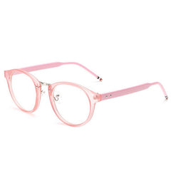 pink clear lens glasses boogzel apparel