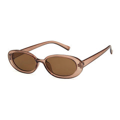 Shop Erin Oval Sunglasses at Boogzel Apparel Free Shipping