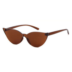 Buy Eye Candy Sunglasses Brown at Boogzel Apparel Free Shipping Sale Up To 50%