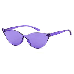 Buy Eye Candy Sunglasses Purple Summer at Boogzel Apparel Free Shipping Sale Up To 50%