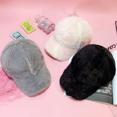 Buy Fluffy Cap at Boogzel Apparel Free Shipping