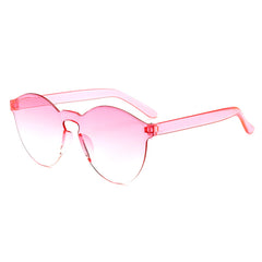 Buy Future Gradient Sunnies at Boogzel Apparel Free Shipping Sales Pink Sunglasses