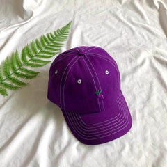 Grape Baseball Cap boogzel appparel