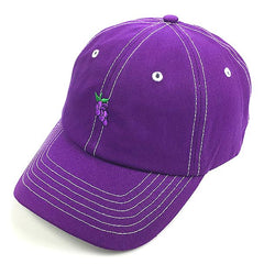 Grape Baseball Cap