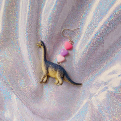 Dinosaurs Earrings