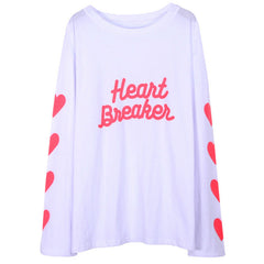 Shop Heart Breaker T-Shirt at Boogzel Apparel
