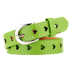 Heart Cutout Belt