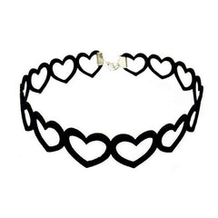 Shop Hearts Choker Boogzel Apparel