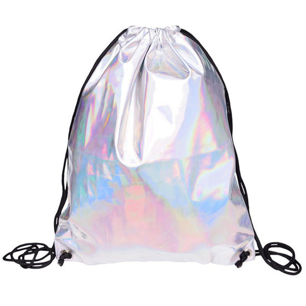 Holo Drawstring Bag