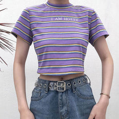 Hotty Crop Tee