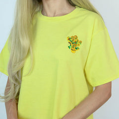 van gogh embroidery t-shirt boogzel apparel