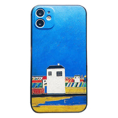 oil painting iphone case boogzel apparel