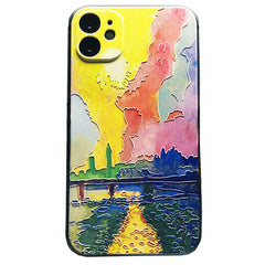impressionism iPhone case boogzel apparel
