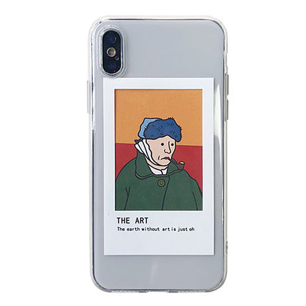 Interchangeable Art IPhone Case