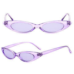 vintage cat eyes sunglasses boogzel apparel