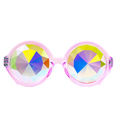 Kaleidoscope round Sunglasses buy