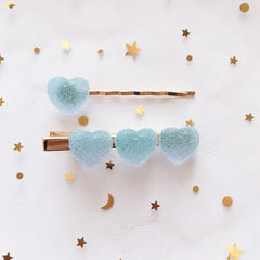Lil Sweetheart Hair Clips