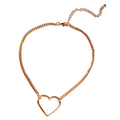 Shop Love Bites Chain Choker at Boogzel Apparel