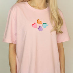 Love Hearts Candy T-Shirt