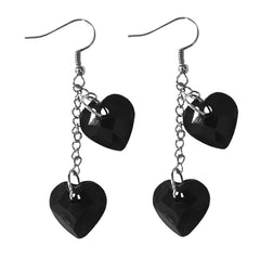 Buy Love On Top Heart Earrings at Boogzel Apparel Free Shipping Sale Up To 50%