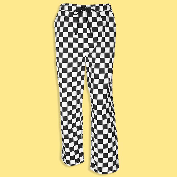 Lydia Checkered Pants