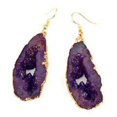 Buy Melissa Crystal Earrings Jewelry at Boogzel Apparel