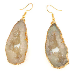 Shop Melissa Crystal Earrings Jewelry at Boogzel Apparel