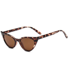 cat eye sunglasses sharp retro vintage million