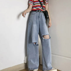 e-girl outfit jeans boogzel apparel