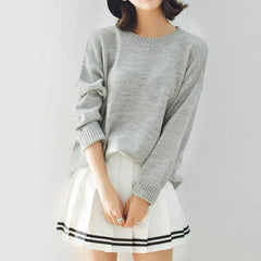 Monochrome Aesthetic Jumper
