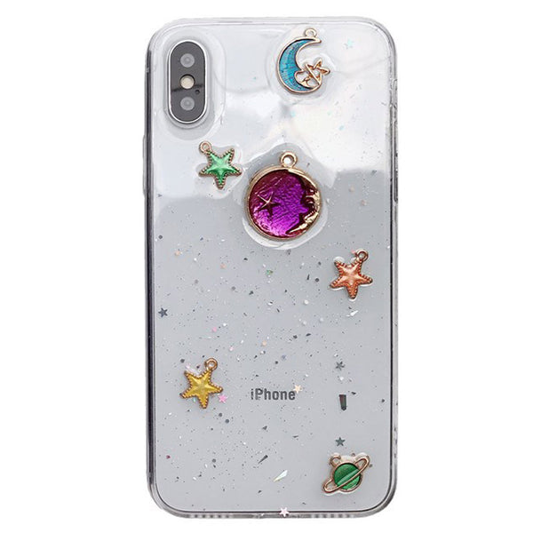 Moon Witch IPhone Case
