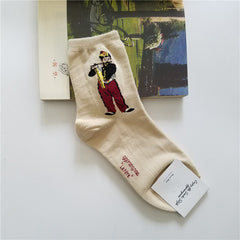 Museum Collection 4 Pack Socks