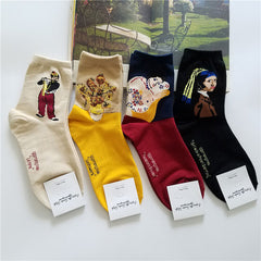 van gogh socks  buy shop