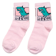 Naughty Dino Socks