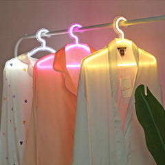 Neon Clothes Hanger boogzel apparel