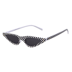 Buy Shop Nico Checkered Sunglasses at Boogzel Apparel Free Shipping