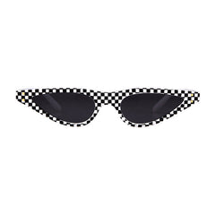 Shop Nico Checkered Sunglasses at Boogzel Apparel
