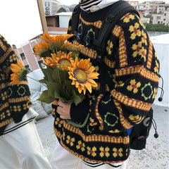 Сottagecore Knit Sweater