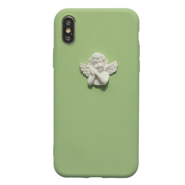 BB Angel IPhone Case