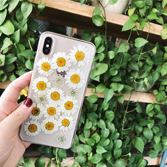 Daisy life flower IPhone Case