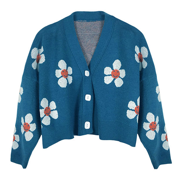 Dreams Of Daisies Cardigan